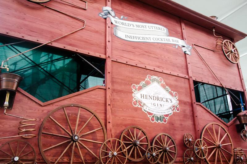Hendrick's Gin Event-13