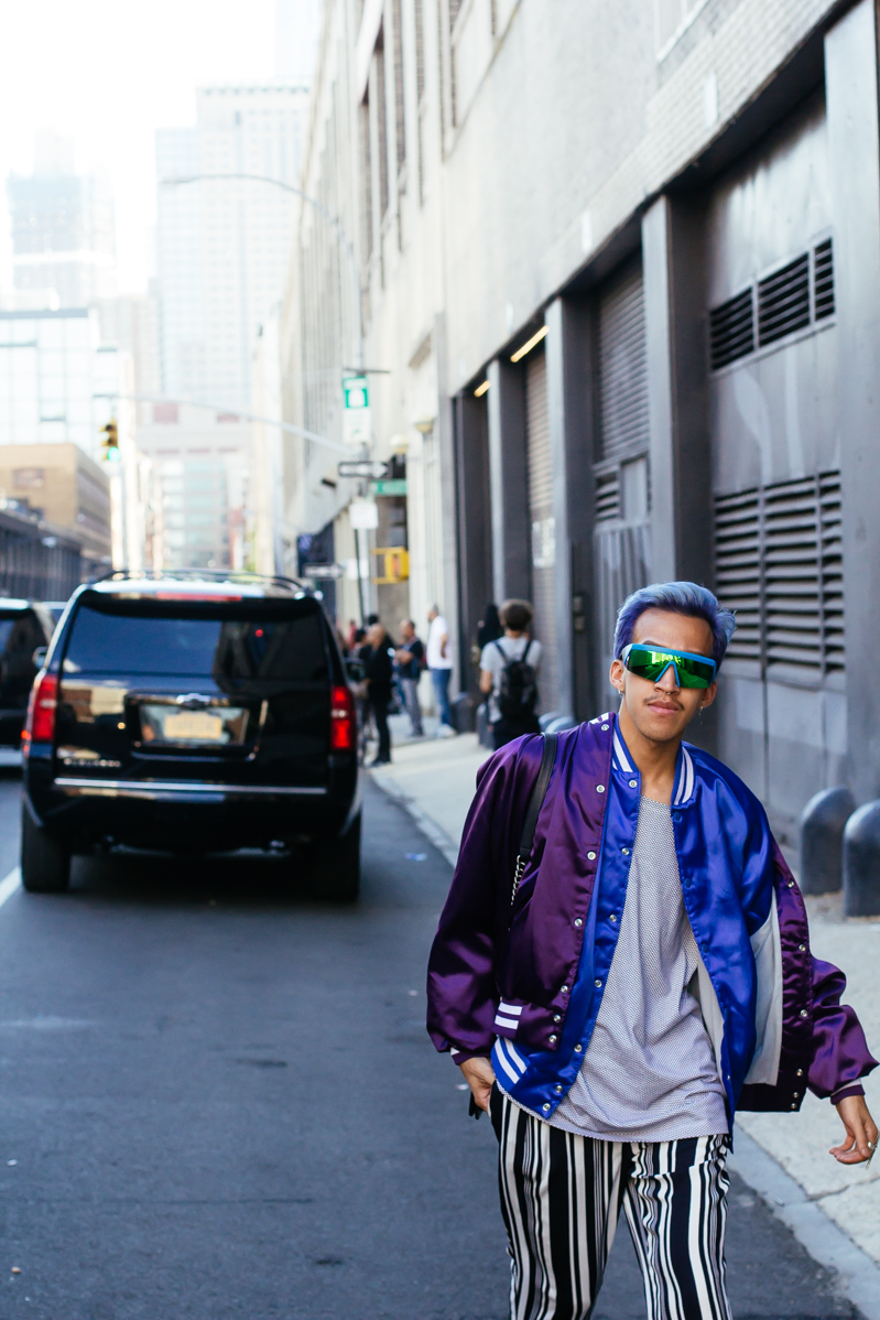 nyfw-day-4-blue-and-purple-silk-jacket-outfit-3