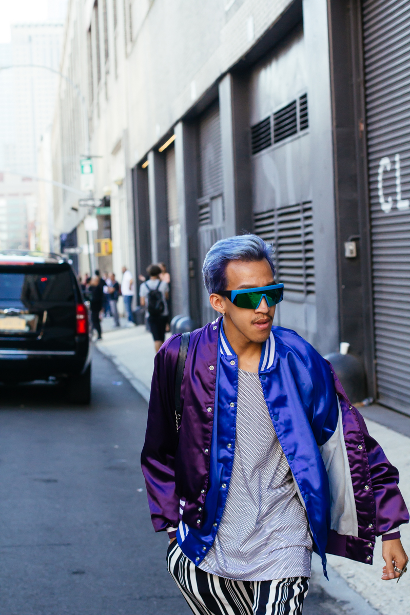 nyfw-day-4-blue-and-purple-silk-jacket-outfit-4