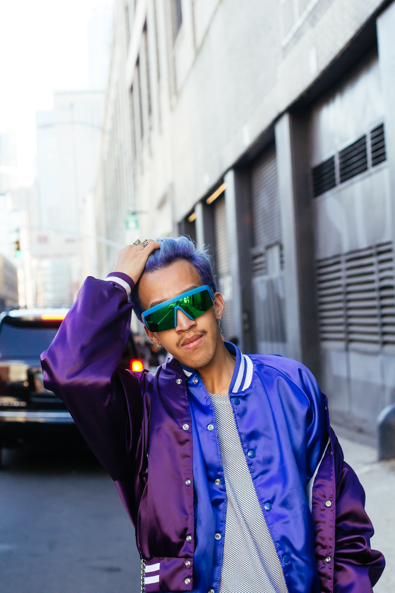 nyfw-day-4-blue-and-purple-silk-jacket-outfit-5
